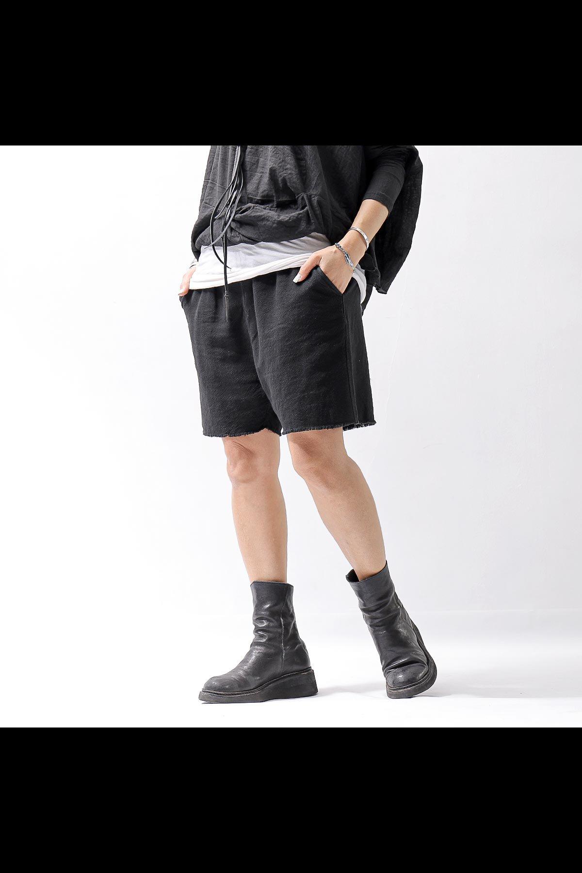 BERMUDA SHORT PANTS 1039LM_BLACK
