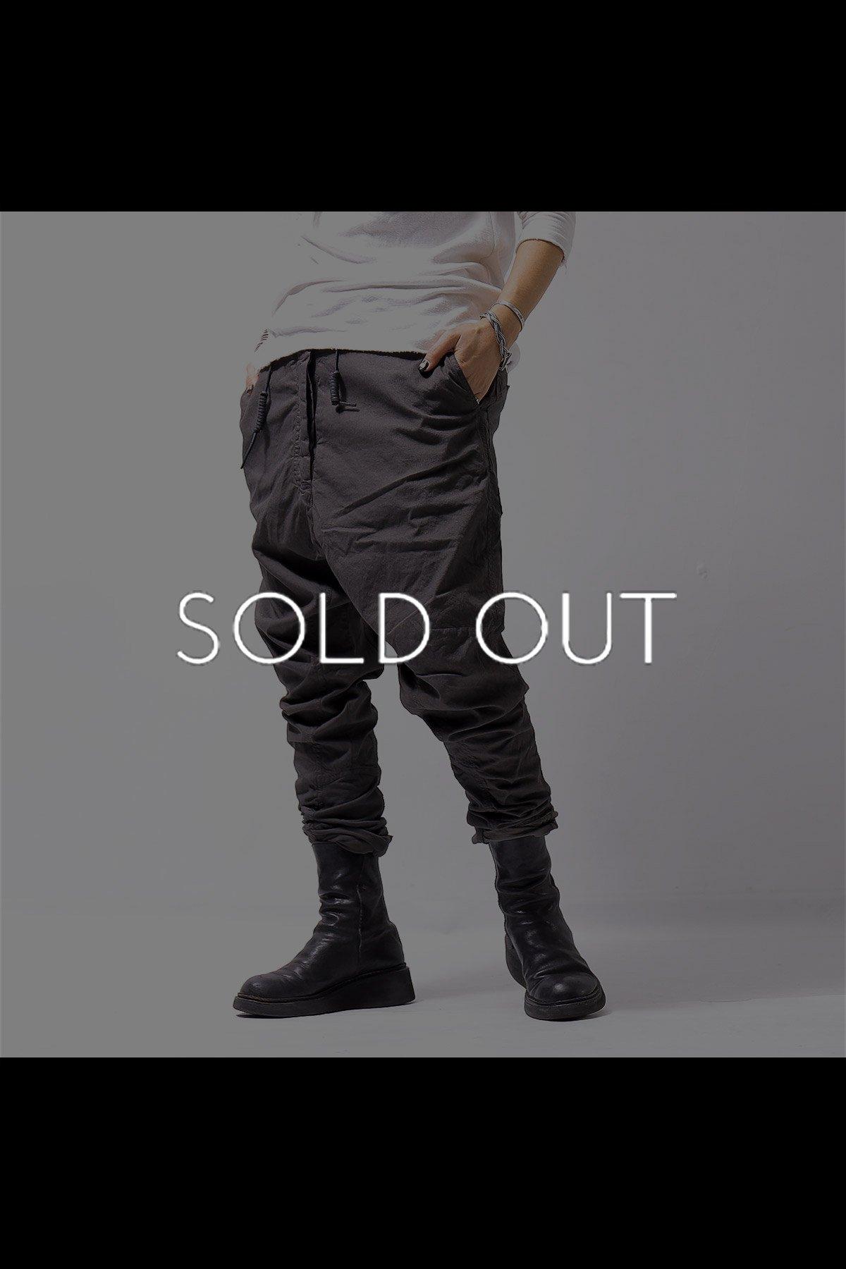 UNISEX SARROUEL PANTS PANTS 260 0102_CEDAR