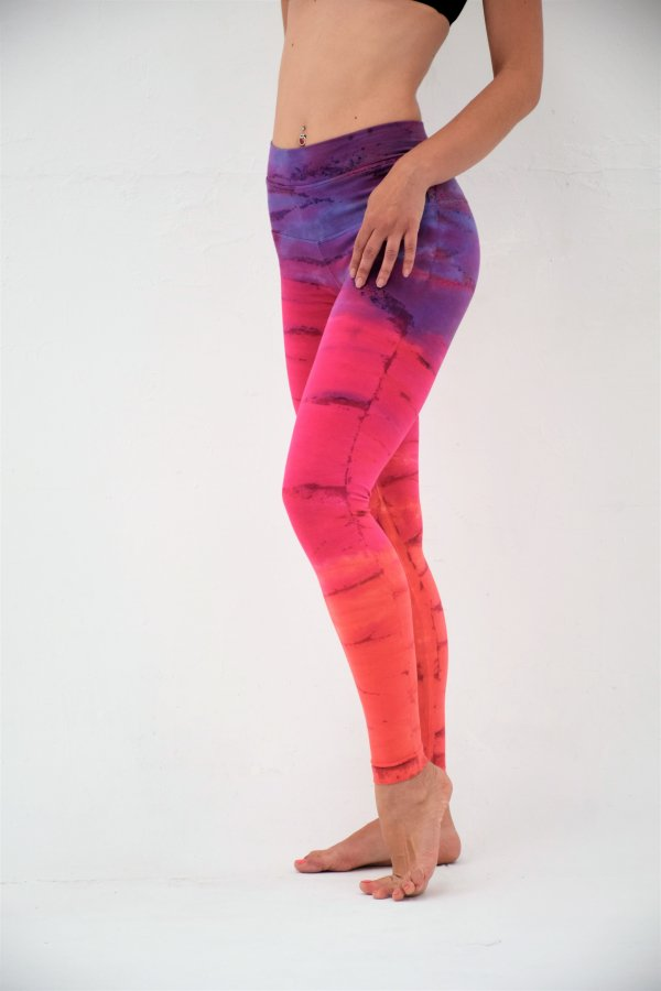 High Rise Ankle Legging [W566-RH62]