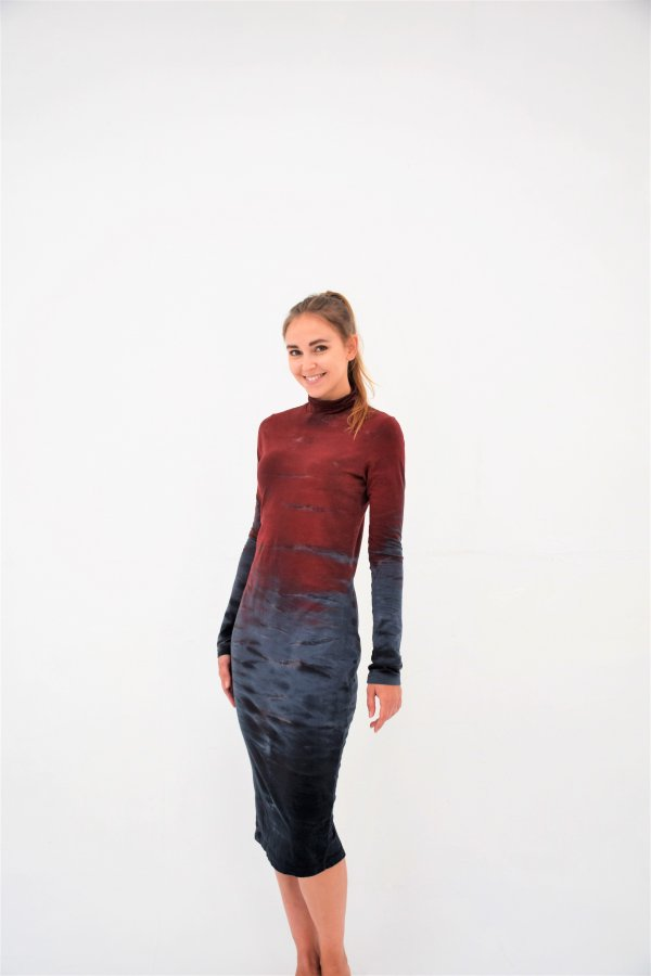 <img class='new_mark_img1' src='//img.shop-pro.jp/img/new/icons24.gif' style='border:none;display:inline;margin:0px;padding:0px;width:auto;' />【SALE】 Turtleneck Dress [SL135-RH68]