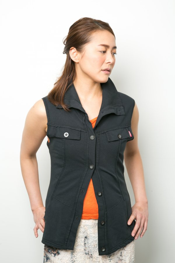 Over/under layer vest [BERG05-JET]