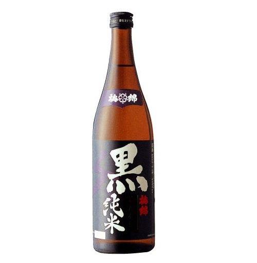 黒純米720ml(箱なし)