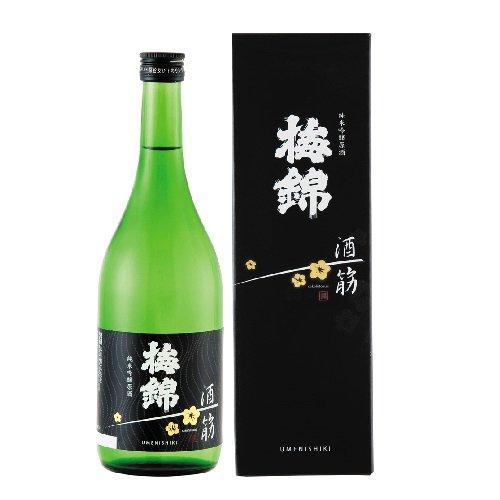 純米吟醸原酒 酒一筋 720ml(箱入り)