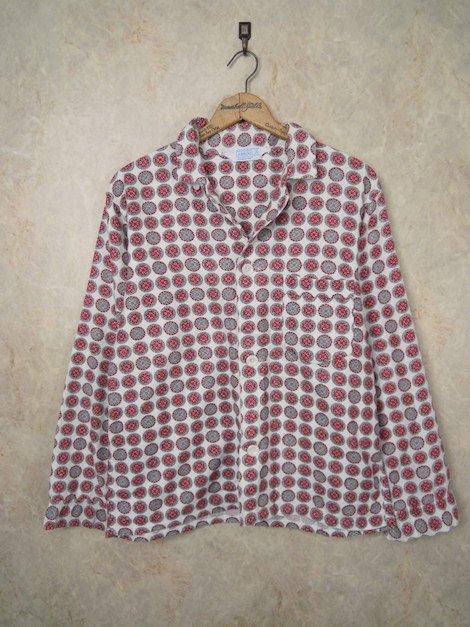 1960's BRENT ビンテージ総柄パジャマシャツ