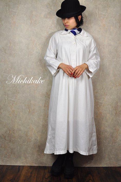 ヴィンテージ ロングスリーブ ドレス