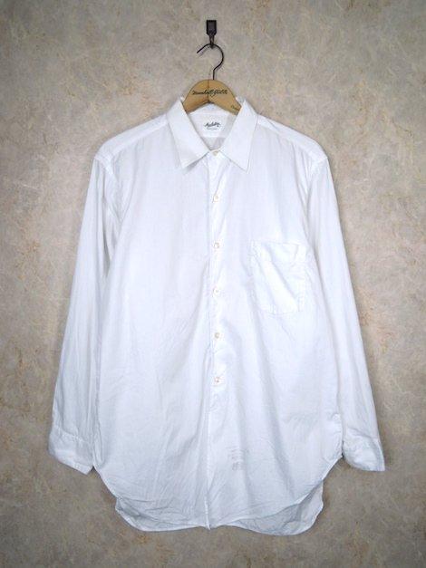 1960's Manhattan ホワイトドレスシャツ