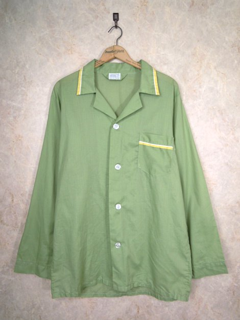 1970's Penneys TOWNCRAFT パジャマシャツ