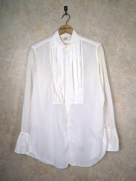 1950's〜1960's ARROW ノーカラープリーツシャツ