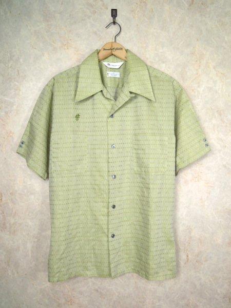 1960's Mr.California S/S オープンカラーシャツ