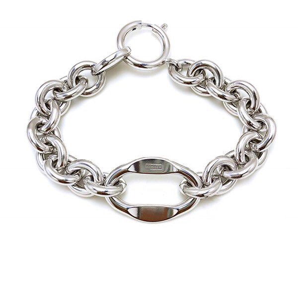 New oval bracelet