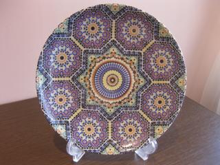 モロッコのお皿