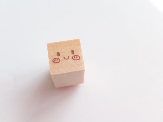 ミニスタンプ【^-^】顔スタンプ♪