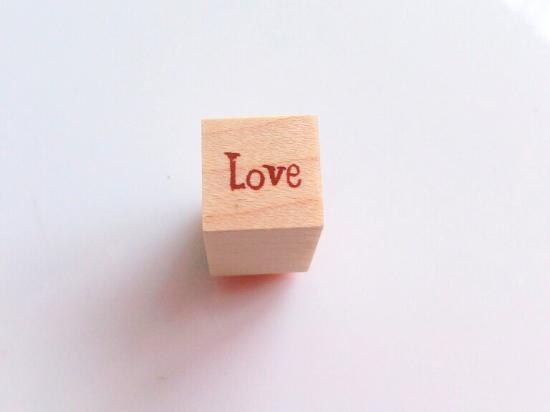 ミニスタンプ【LOVE】
