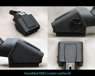 HASSELBLAD PM3/PM5, PME3/PME5用貼り革キット