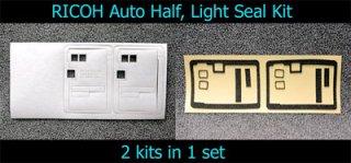 Ricoh AutoHalf S,SE 用カット済みモルト貼り替えキット