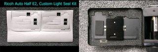 Ricoh AutoHalf E, E2 用カット済みモルト貼り替えキット