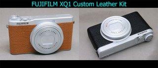 FUJIFILM XQ1/XQ2用貼り革キット