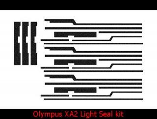 Olympus XA,XA2,XA4用裏蓋モルト貼り替えキット