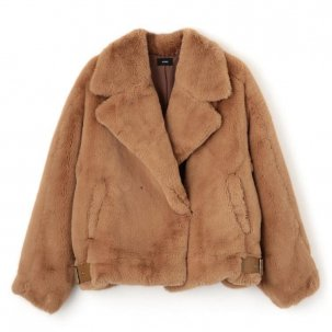NINE Eco Fur Blouson