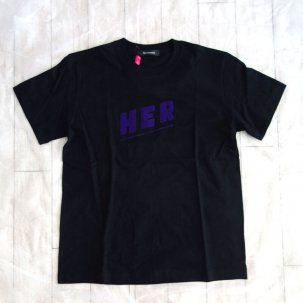 Account Tシャツ HER