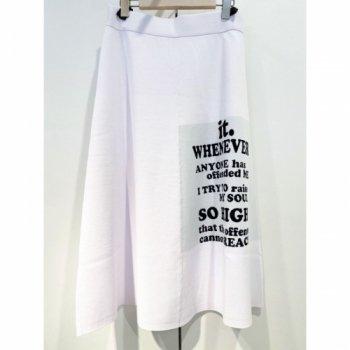 Thomas magpie ダブルジャガードスカート