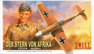アフリカの星  メッサーシュミット Bf109F-4/Trop