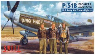 P-51Bパイオニア・マスタング