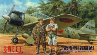 二號零戦(零戦32型) 報国號
