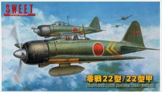 零戦22型/22型甲