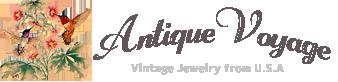 ヴィンテージ・ジュエリーとアクセサリーの通販アンティークショップ┃Antique Voyage アンティーク・ボヤージュ