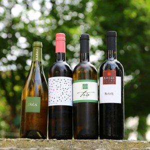 初めてのスロヴェニアワインお試し4本セット 20%OFF