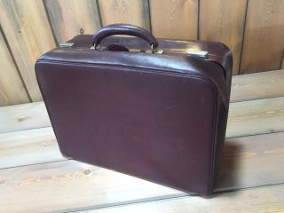 Lady's Leather Trunk