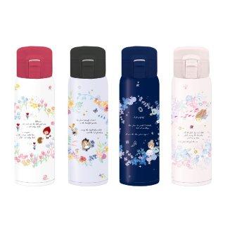 【ワンプッシュステンレスボトル(480ml)】 フェアリーテイル