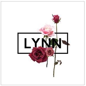 LYNNステッカー