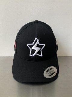 『star × bolt 』オールシーズン ブラック