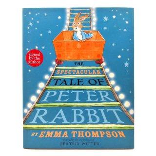 【英語の絵本】The Spectacular Tale of Peter Rabbit  PR