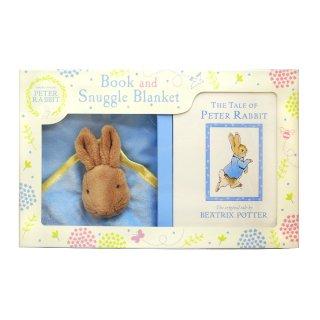 Peter Rabbit Book and Snuggle Blanket  PR