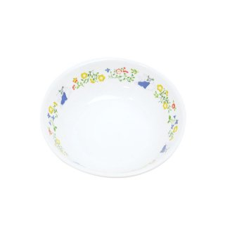 深小皿(ナチュラルガーデン)1159-7120 PR