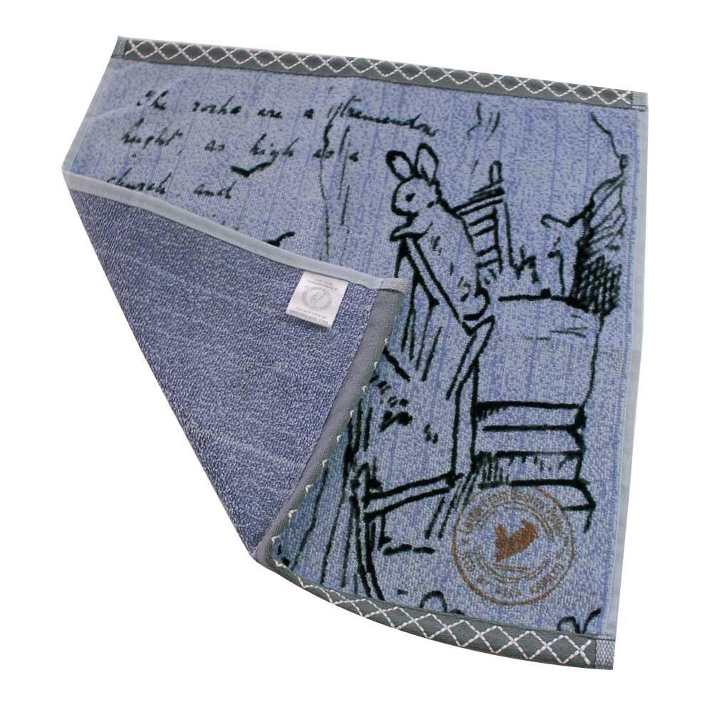 ピングー ウォッシュタオル(レターブルー) 5605002500 PR
