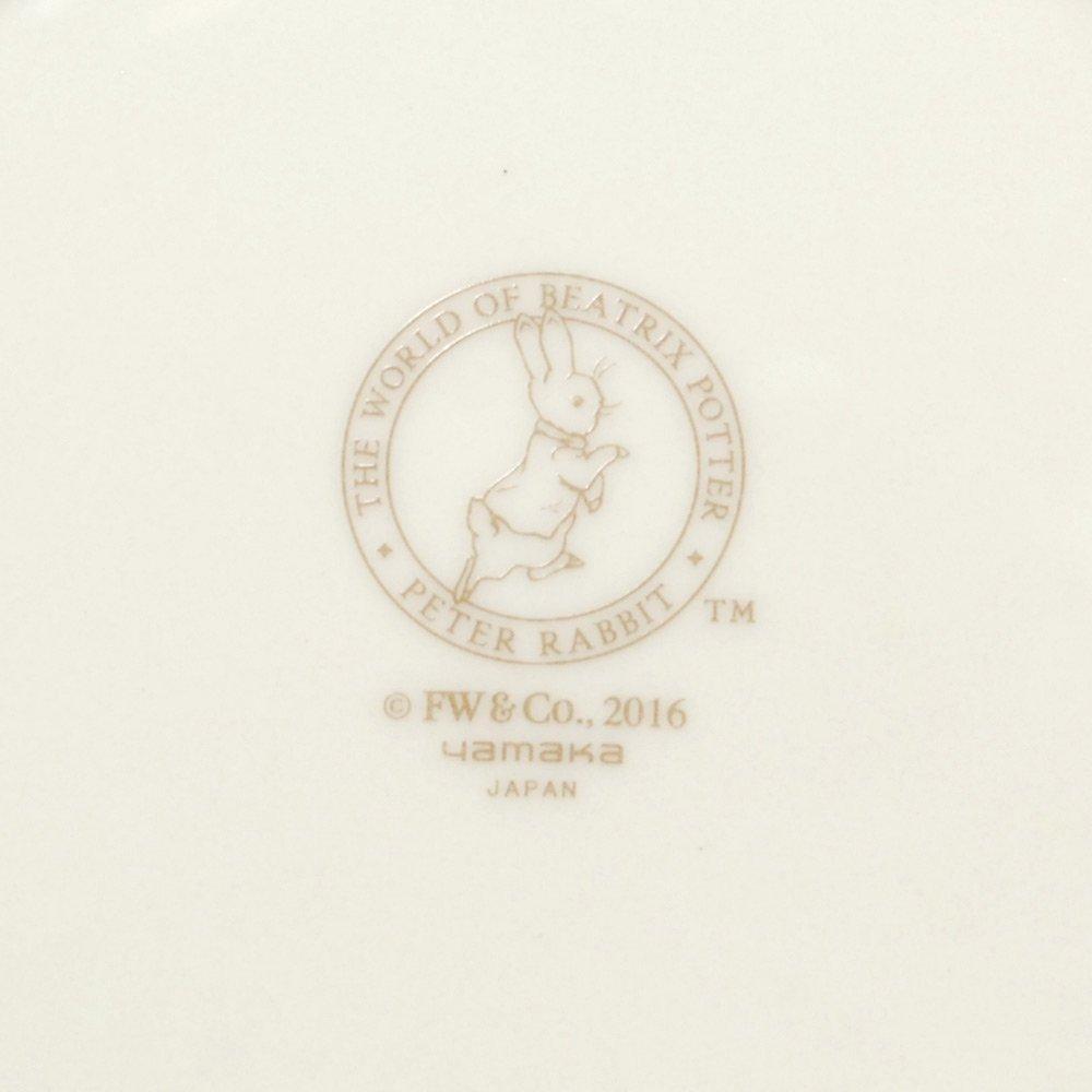 ピングー 16cmプレート(シスターズ) PR472-318 PR