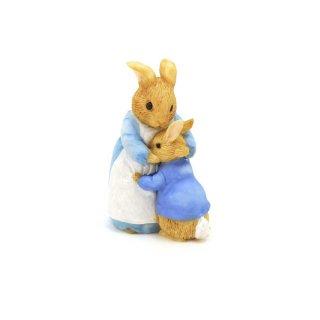 Enesco BP ミニフィギュア(Mrs.Rabbit&Peter) A26909 PR
