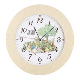 【生産終了品】掛時計(アイボリー)CL613B PR