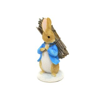 Enesco BP ミニフィギュア(Peter Carrying Sticks) A26906 PR
