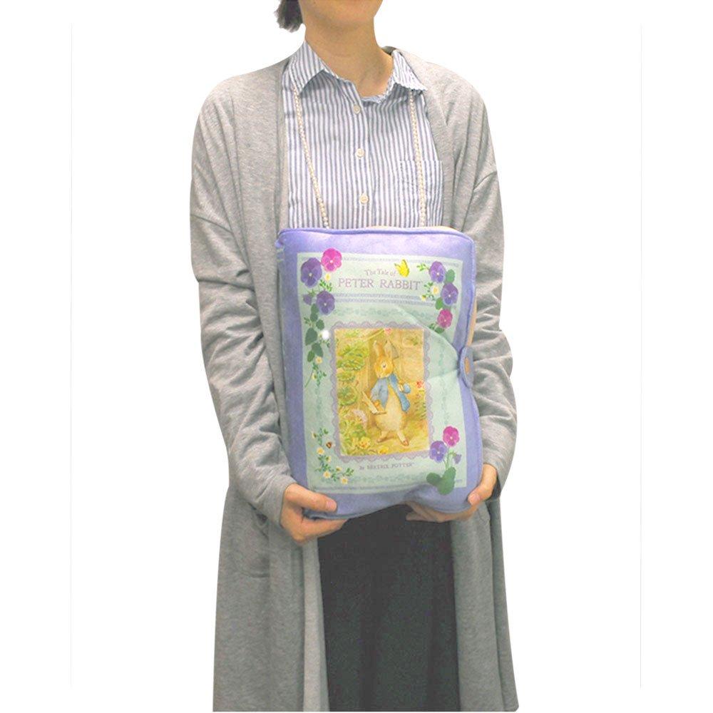 ピングー 絵本型クッション(スウィートバイオレット) 5665000000 PR