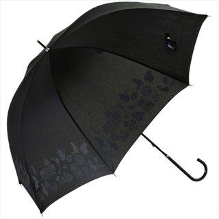 長傘(ダマスク)ブラック 8605 PR