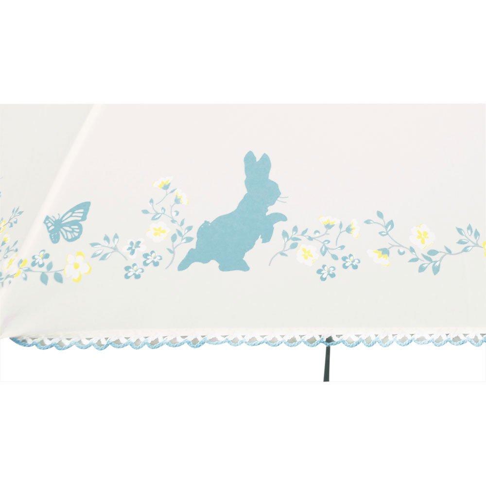 ピングー 【生産終了品】長傘(プチガーデン)オフホワイト 8607 PR