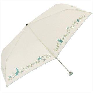 【生産終了品】折りたたみ傘(プチガーデンミニ)オフホワイト 8608 PR