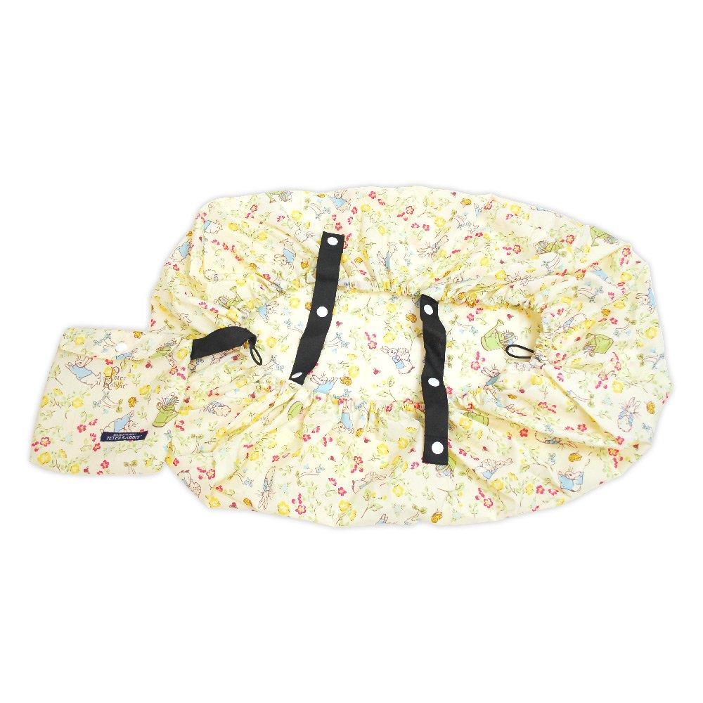 ピングー 【生産終了品】バックパックカバー(ナチュラルガーデン)オフホワイト 8618 PR