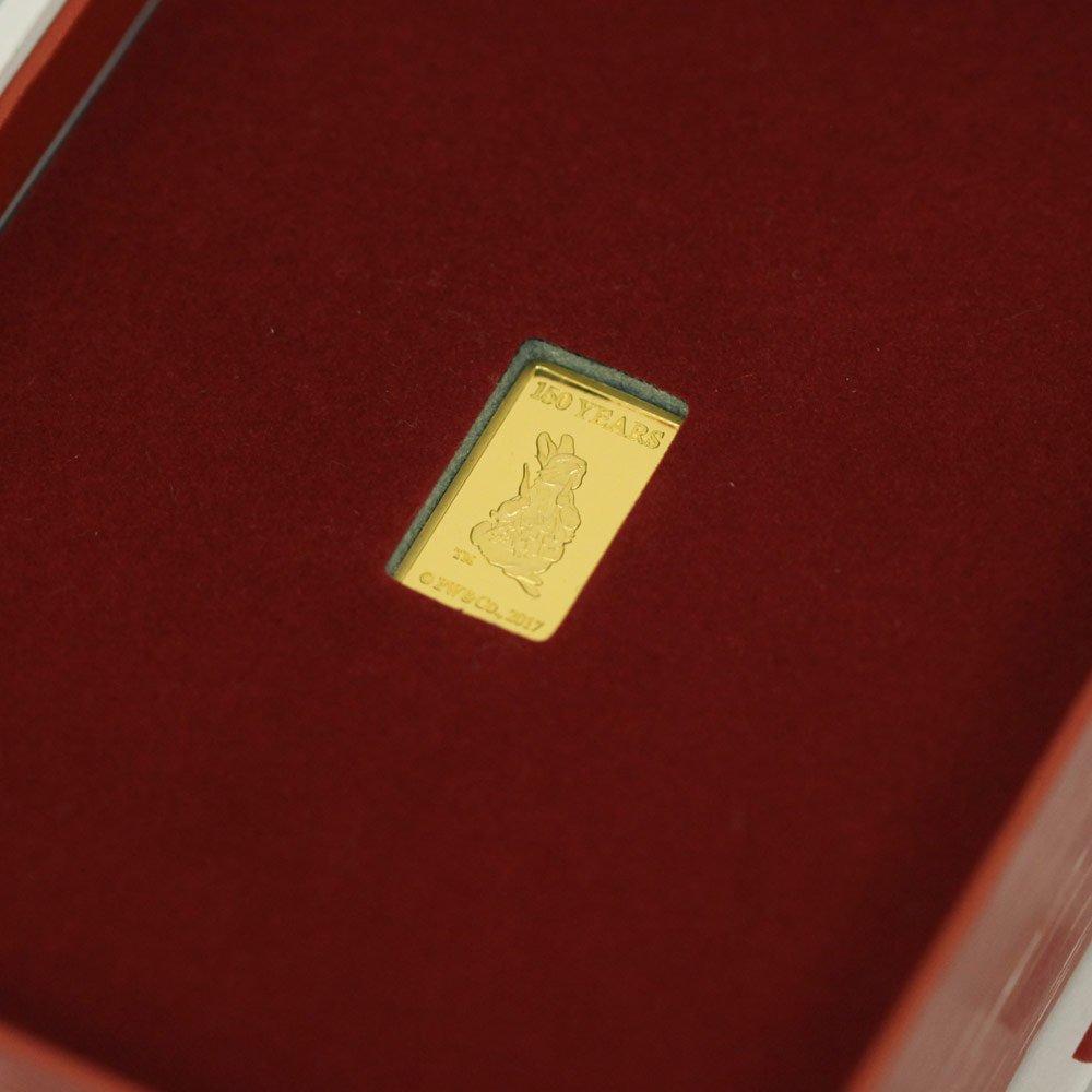 ピングー 【受注生産】150周年限定 純金インゴット(5g)「ラディッシュ」 PR