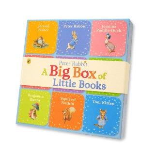 Peter Rabbit: A Big Box of Little Books  PR